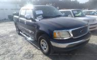 2002 FORD F-150 XLT/LARIAT/KING RANCH #1636447822