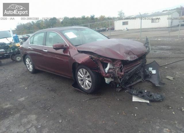 2014 HONDA ACCORD SDN EX-L #1636457358