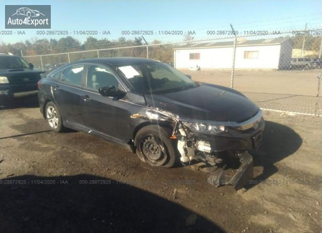 2017 HONDA CIVIC SEDAN LX #1636459855