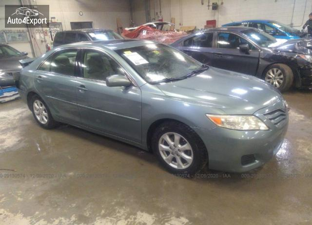 2011 TOYOTA CAMRY LE #1636476785