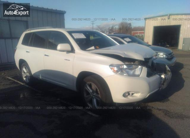 2010 TOYOTA HIGHLANDER LIMITED #1636954545