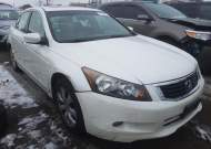 2009 HONDA ACCORD EXL #1637480285