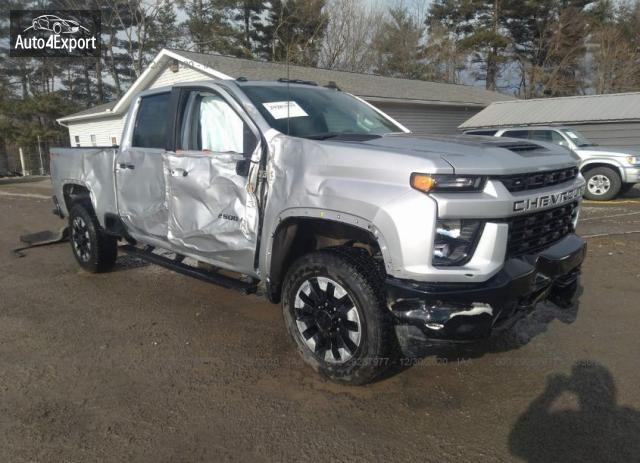 2020 CHEVROLET SILVERADO 2500HD CUSTOM #1639439395