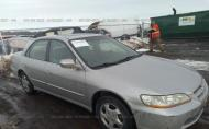 1999 HONDA ACCORD SDN EX #1639473592
