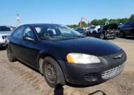 2002 CHRYSLER SEBRING LX #1639508868
