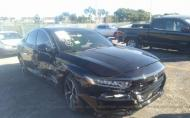 2020 HONDA ACCORD SEDAN SPORT #1639966818