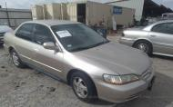 2001 HONDA ACCORD SDN LX #1640464110