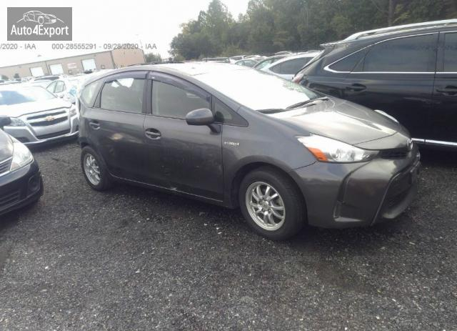 2015 TOYOTA PRIUS V TWO/FIVE/THREE/FOUR #1640487832
