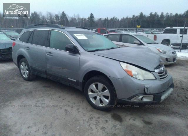2010 SUBARU OUTBACK LTD PWR MOON #1641021262