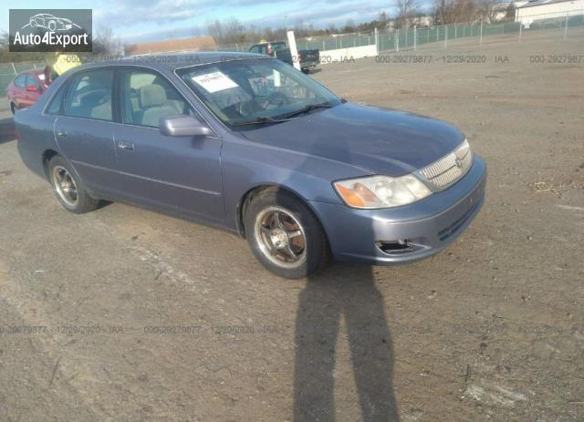 2000 TOYOTA AVALON XL/XLS #1641021900
