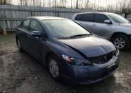2010 HONDA CIVIC HYBR #1641235965