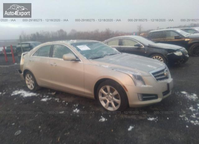 2013 CADILLAC ATS PERFORMANCE #1641459118