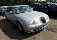 2001 JAGUAR S-TYPE #1641706215