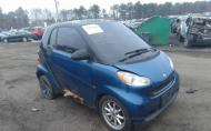 2008 SMART FORTWO PURE/PASSION #1643099598