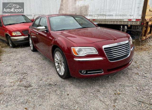 2012 CHRYSLER 300 LIMITED #1644128312
