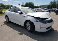 2016 KIA OPTIMA EX #1644253208