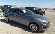 2019 CADILLAC CTS SEDAN LUXURY RWD #1644617935