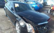 2012 CADILLAC CTS SEDAN LUXURY #1645134865