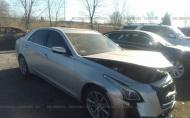 2019 CADILLAC CTS SEDAN LUXURY RWD #1645701632