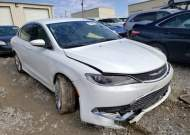 2015 CHRYSLER 200 LIMITE #1647441468