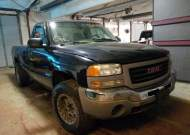 2005 GMC NEW SIERRA #1648002680