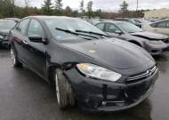 2013 DODGE DART LIMIT #1648022990