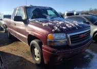 2003 GMC NEW SIERRA #1648544582