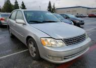 2003 TOYOTA AVALON XL #1650226210