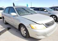 2002 TOYOTA AVALON XL #1651730885