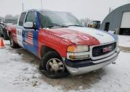 2001 GMC NEW SIERRA #1655001435