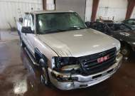 2006 GMC NEW SIERRA #1655011588