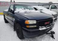2002 GMC NEW SIERRA #1655561535