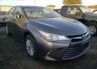 2016 TOYOTA CAMRY LE #1656918385