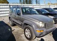 2003 JEEP LIBERTY SP #1657943402