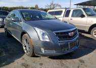 2016 CADILLAC XTS LUXURY #1658322302