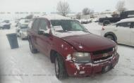 2007 CHEVROLET TRAILBLAZER LT #1659632185