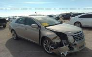 2014 CADILLAC XTS LUXURY #1660333995