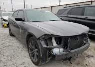2018 DODGE CHARGER SX #1661142632