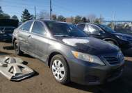 2010 TOYOTA CAMRY BASE #1662477050