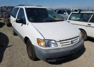 2001 TOYOTA SIENNA LE #1666016362