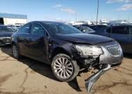 2011 BUICK REGAL CXL #1666406472