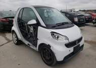2014 SMART FORTWO PUR #1666720790