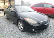 2006 TOYOTA CAMRY SOLA #1666765968