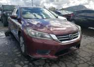 2014 HONDA ACCORD LX #1667833125