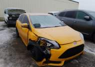 2013 FORD FOCUS ST #1670635722