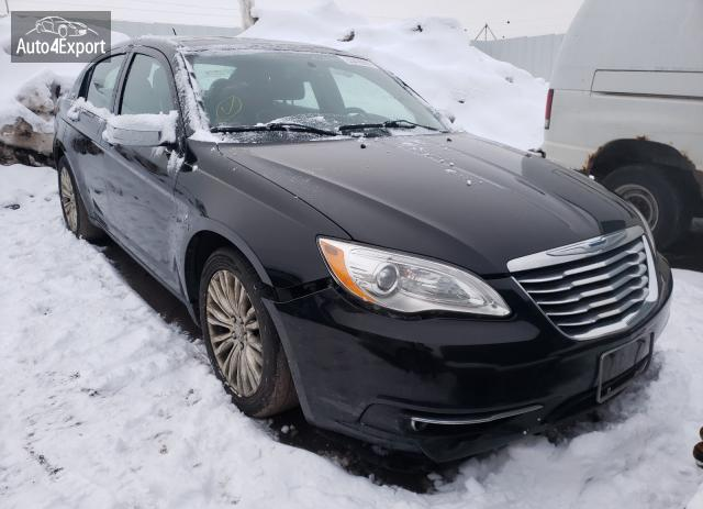 2011 CHRYSLER 200 #1670676150