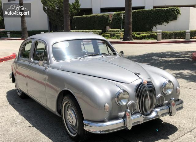 1957 JAGUAR MARK II #1672660125