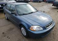 1998 HONDA CIVIC LX #1672685552