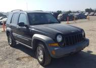 2006 JEEP LIBERTY SP #1673544798