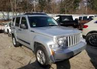 2011 JEEP LIBERTY SP #1673554762